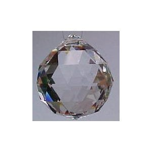 Asfour Clear Crystal Hanging Faceted Ball Prism, 20mm, 12 Piece (Crystal Asfour compare prices)