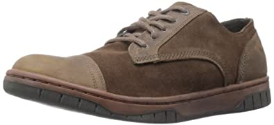 Diesel Men's Tatradium On-Class Oxford,Desert Palm,7 M US