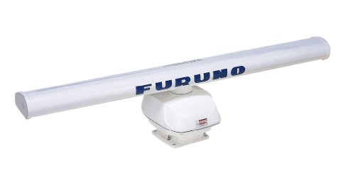 Furuno FUR-DRS6A 64 Mile 6 Kilowatt Radar Pedestal with 4-Feet Open Array Antenna for NavNet-3D Systems Radar