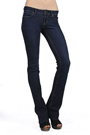 Dl1961 - Womens Cindy Slim Boot Jeans In Sonic, Size: 27, Color: Sonic
