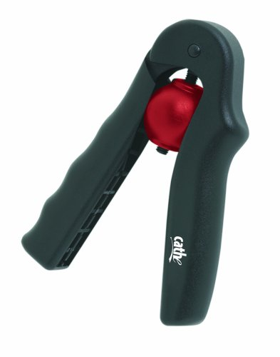 Fitness by Cathe Adjustable RED Ball Hand Grip