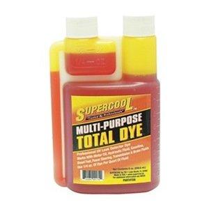 Engine Fluid Leak Detection Dye, 8 Oz