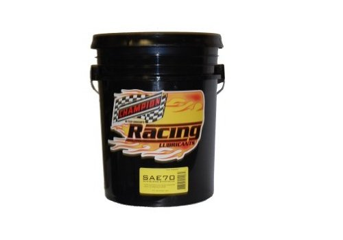 Champion brands 4204d each 39 racing 39 sae 70 semi synthetic for Racing motor oil brands