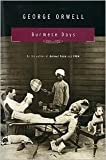Image of Burmese Days Publisher: Mariner Books
