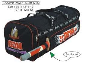 BDM Dynamic Power KB05 Kit Bag