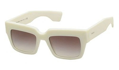 prada Prada PR28PS Sunglasses-7S3/0A7 Ivory (Gray Gradient Lens)-51mm