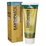 Earthpaste - Wintergreen - Natural Organic Flouride Free Toothpaste - 4 Ounce Tubes