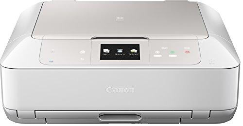 Canon プリンター インクジェット 複合機 PIXUS MG7530 WH ホワイト
