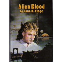 Alien blood: Psion, Catspaw by Joan D Vinge
