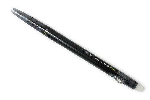 フリクションボールスリム 0.38mm【ブラック】 LFBS-18UFB