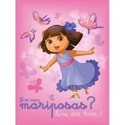 Dora Butterfly Blanket - 1