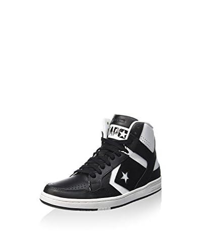 Converse Hightop Sneaker schwarz/weiß