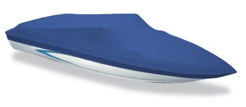 Custom Boat Cover, Nautic Star 2110 Nautic Bay W/o Swimstep 06-12, Mediterranean Blue Sunbrella