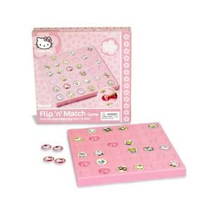 Hello Kitty Match Game!