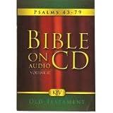 Bible On Audio CD Volume 37: Psalms 43-79 Old Testamant
