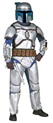 Star Wars Deluxe Jango Fett Kids Halloween Costume