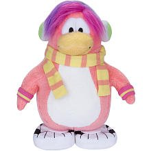 Buy Low Price Jakks Pacific Disney Club Penguin 6.5 Inch Series 5 Plush Figure Cadence [Includes Coin with Code!] (B002W3BO62)