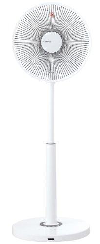 東芝 SIENT DCモータータイプ DCリビング扇風機 ホワイト F-DLR100(W)