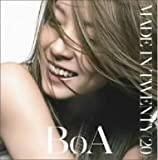 BoA CD・DVD 「MADE IN TWENTY(20)」