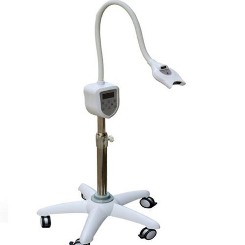 Dental Power Floor Price Mobile Led Dental Teeth Whitening Bleaching Light Lamp Md669
