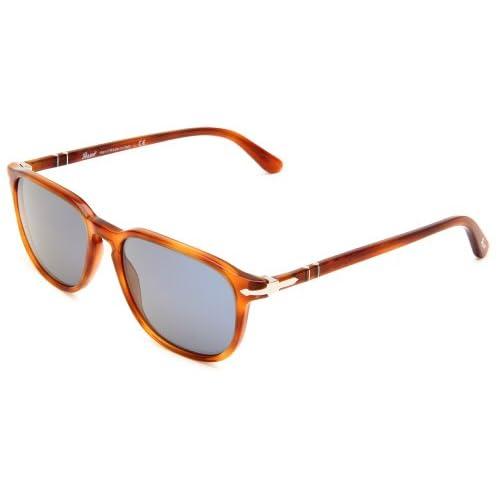 Persol Men's PO 3019S 3019 Wayfarer Sunglasses