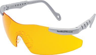 Smith & Wesson Safety Eyewear With Yellow Lense