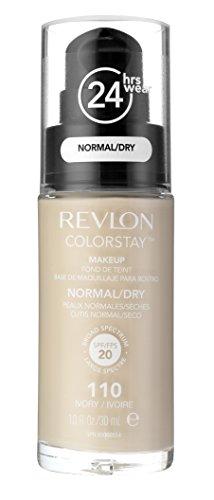 Revlon Fondotinta Pelle Normale e Secca Colorstay, No. 110 - 30 ml