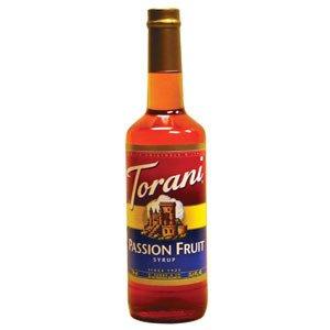 Torani Passion Fruit, Cs 12/750Ml, 03-0102 (Torani) R Torre And Co Torani 750Ml front-983419