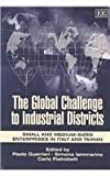 img - for Global Challenge to Industrial Districts: Small and Medium-Sized Enterprises in Italy and Taiwan book / textbook / text book