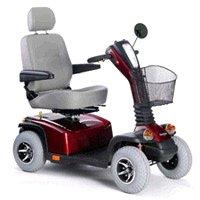 Pride Hurricane PMV Mobility Scooter - Viper Blue - A14504 02