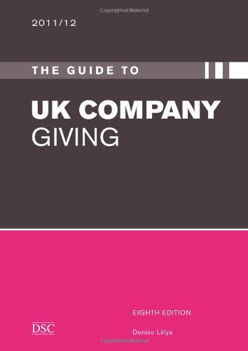 The Guide to UK Company Giving 2011-2012