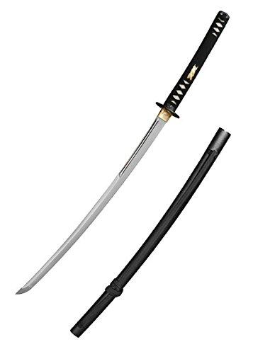 Raptor Katana- Samuraischwert, Unokubi Zukuri + scharf + echt von Hanwei ®