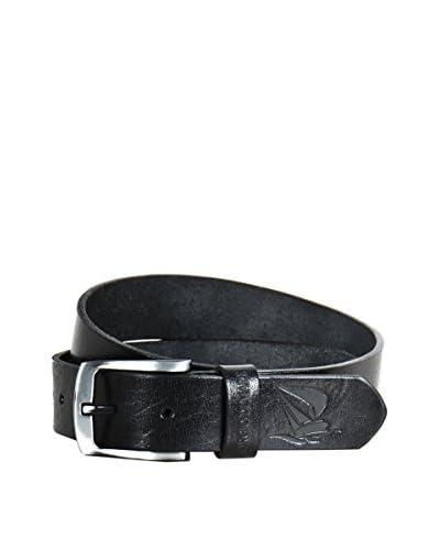GIORGIO DI MARE Cinturón Piel Negro