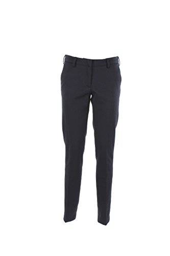 Pantalone Donna Verysimple 38 Blu Vp16-209in Primavera Estate 2016