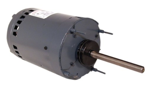 A.O. Smith C770V1 1 Hp, 1140 Rpm, 1140 Volts, 2.4/4.8 Amps, 56 Frame, Ball Bearing Condenser Motor
