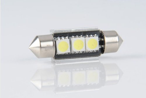 5X(31-41)Mm (2-8)Smd Led Auto Light,Led Light Bulb For Cars (5 X 36Mm 3Smd)