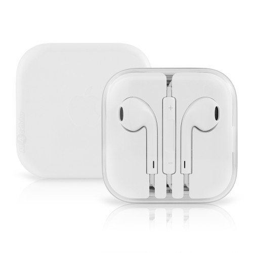 Stereo Earbuds Earphones Headphone Headset with Mic and Remote for Apple iPad3/2/1 iPhone 5 / 4S / 4G / 3GS / 3G Ipod Touch 5 Ipod 5th Ipod Nano 7