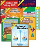 img - for Gifted and Talented Education (GATE) Grade 3 Test Prep Bundle book / textbook / text book