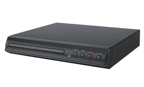 Proscan DVD1053 Progressive Scan Compact DVD Player, Auto Load