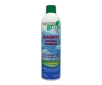WAXIE-Green A00811-020WX  Magnet Dust Mop Treatment, 16 oz Aerosol Can (Case of 12)