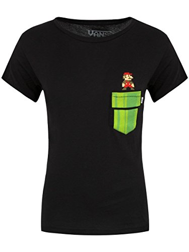 Vans Women's Nintendo Super Mario Warp Pocket