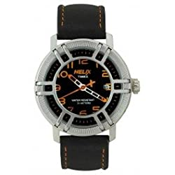 Helix Drifter Analog Black Dial Mens Watch - 05HG02