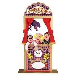 Melissa & Doug Deluxe Puppet Theater by Melissa & Doug
