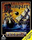 Rampart for Atari Lynx