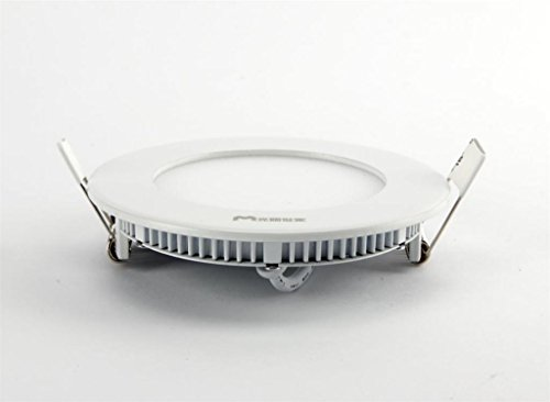 Mls 18W 8-Inch Led Recessed Ceiling Light-Warm White,Downlight-Pack Of 1