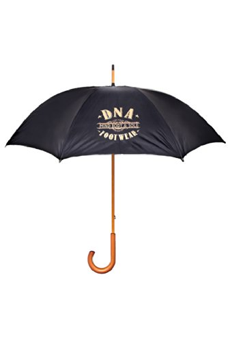 DNA Footwear Vintage Logo Fashion Stick Umbrella