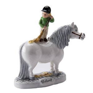 Thelwell Brush Your Pony Grey - JBT11GR