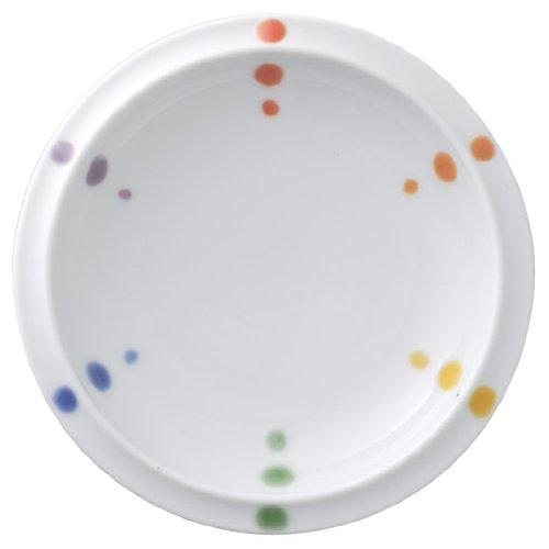 有田焼 匠の蔵 口福(こうふく)なお茶漬け碗シリーズ 小皿 ちとせ T7093