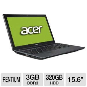 Acer AS5733Z-4469 15.6-Inch Laptop (Mesh Gray)