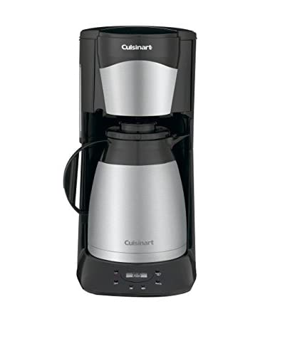 Cuisinart 12-Cup Stainless Programmable Automatic Brew & Serve Coffeemaker